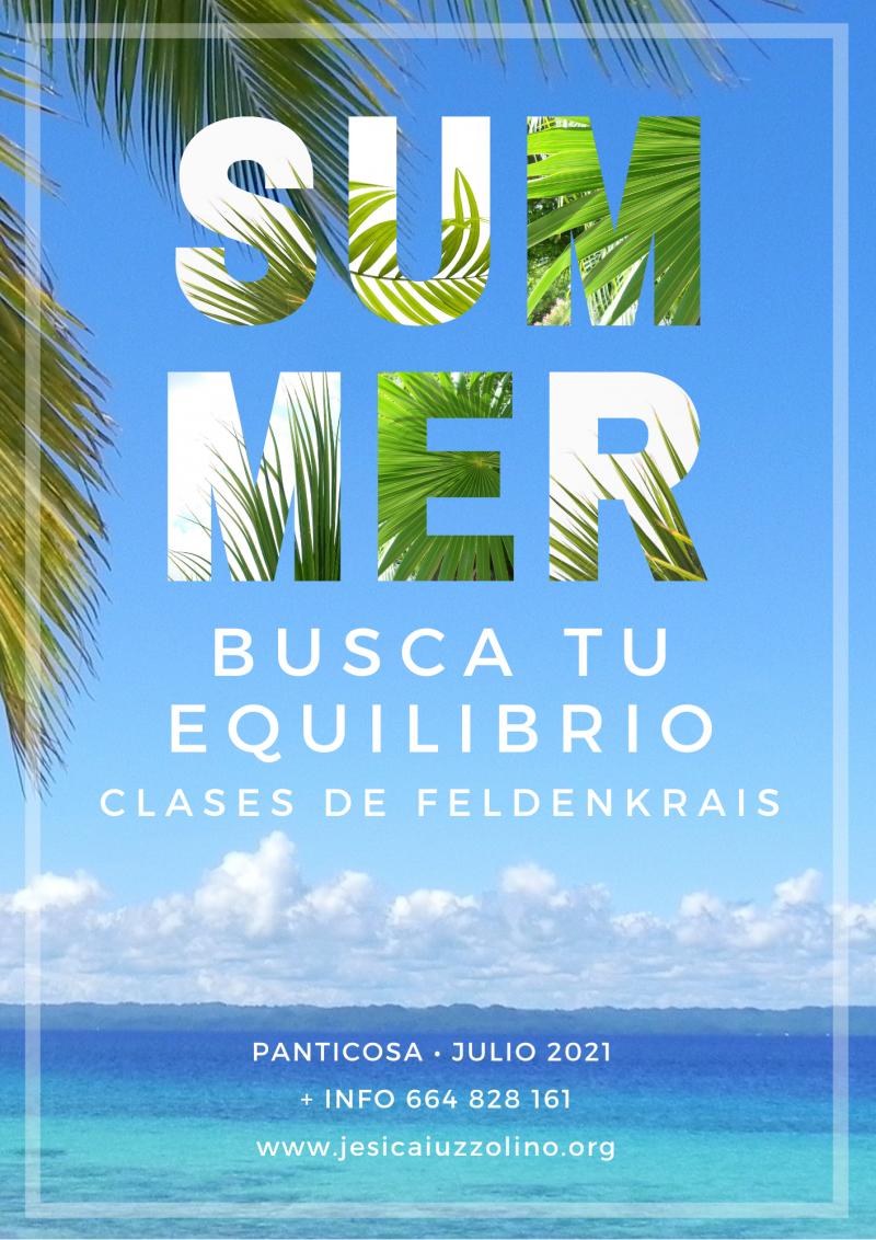 Cartel verano