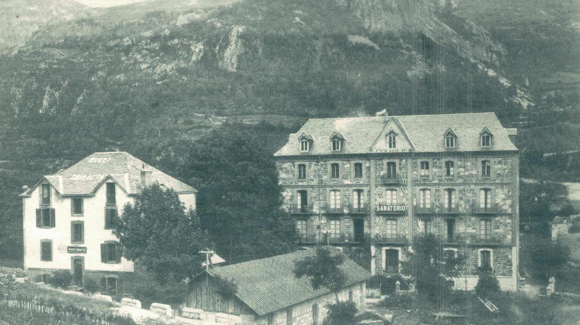 Sanatorio de Panticosa