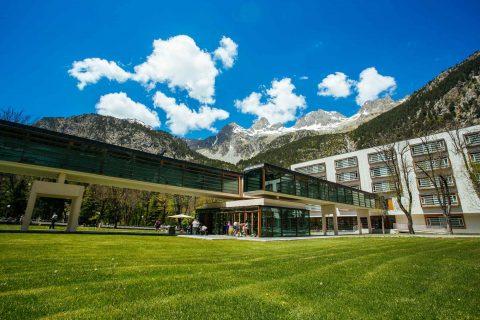 Hotel Continental (Resort Balneario de Panticosa)