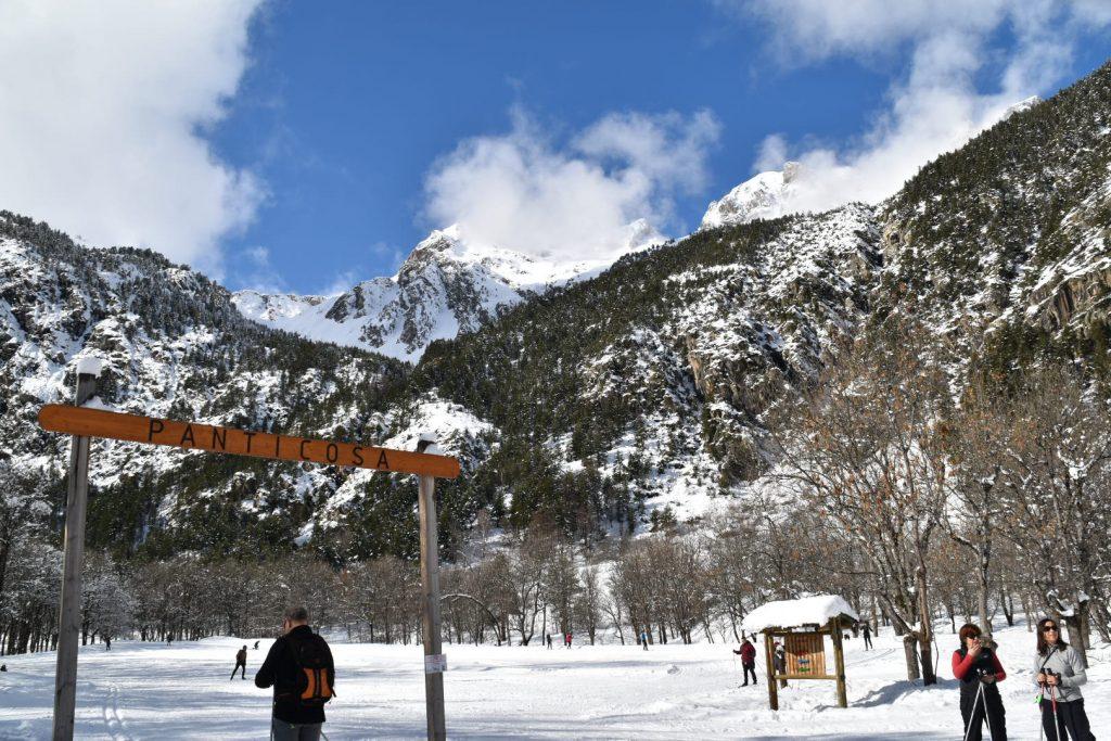 esquí nórdico balneario