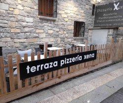 Terraza Xena