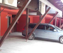 AH Búbal aparcamiento