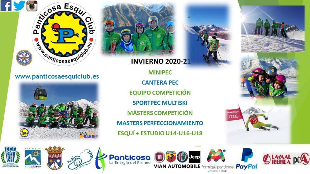 cartel promo PEC 21