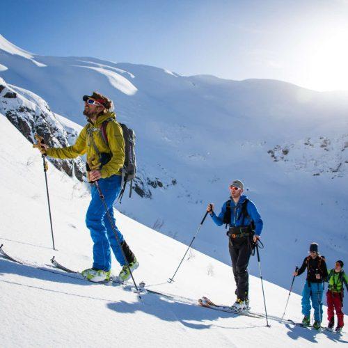 esqui de montaña ge